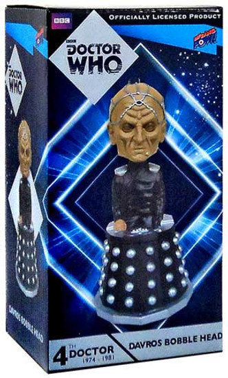 Doctor Who 4th Doctor Davros Bobble Head