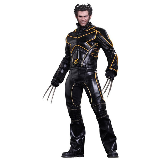 X-Men 3: The Last Stand Movie Masterpiece Wolverine Collectible Figure