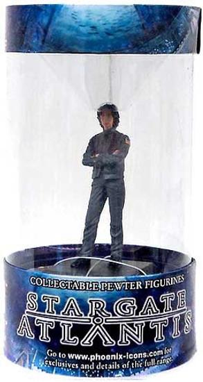 Stargate SG-1 Series 1 Dr. Elizabeth Weir Pewter Figure