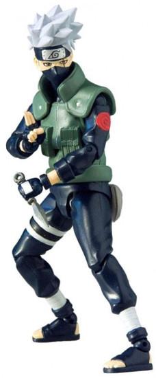 Naruto Shippuden Wave 1 Kakashi Action Figure