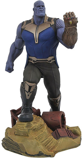 Avengers Infinity War Marvel Gallery Thanos 9-Inch Collectible PVC Statue
