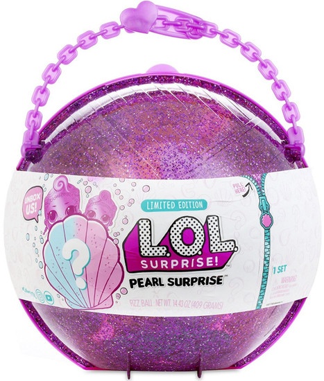 LOL Surprise 2018 LIMITED EDITION PEARL Surprise Mystery Pack [PINK]