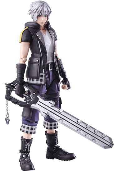 Disney Kingdom Hearts III Bring Arts Riku Action Figure