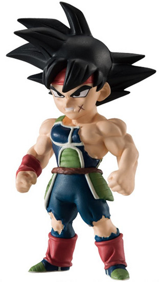 Dragon Ball Z Adverge Volume 7 Bardock 2-Inch Mini Figure