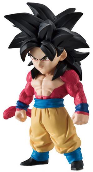 Dragon Ball GT Adverge Volume 7 Super Saiyan 4 Goku 2-Inch Mini Figure