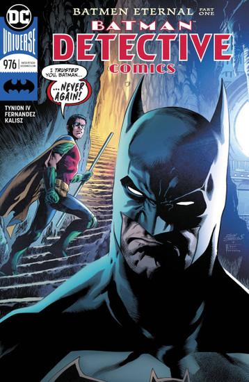 DC Detective Comis #976 Comic Book