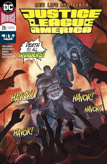 DC Justice League of America #26 Comic Book