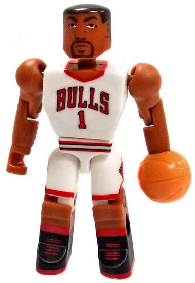 NBA Chicago Bulls C3 Construction Derrick Rose 2.3-Inch Minifigure [Loose]