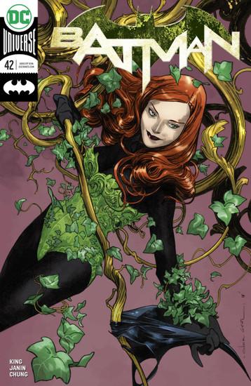 DC Batman #42 Comic Book [Coipel Variant Cover]