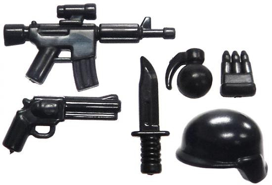BrickArms Recon Battle Kit Exclusive 2.5-Inch Weapons Pack