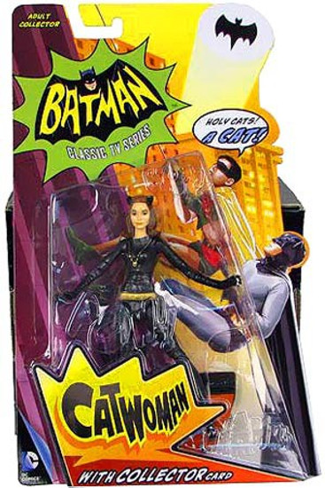 Batman 1966 TV Series Series 2 Catwoman Action Figure