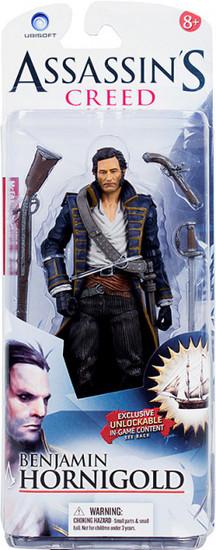 McFarlane Toys Assassin's Creed IV Black Flag Benjamin Hornigold Action Figure