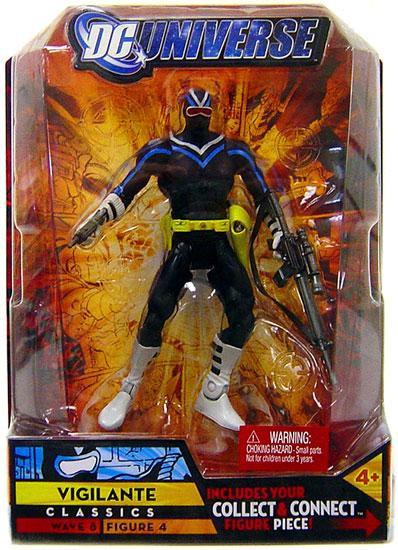 DC Universe Classics Wave 8 Vigilante Action Figure #4