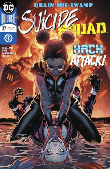 DC Suicide Squad #37 Comic Book
