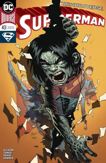 DC Superman #43 Comic Book
