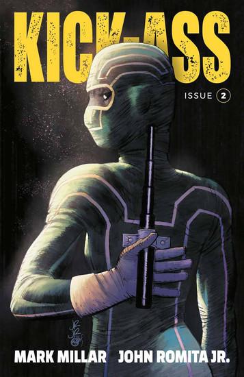 Image Comics Kick-Ass #2 Comic Book [Cover A Romita Jr]