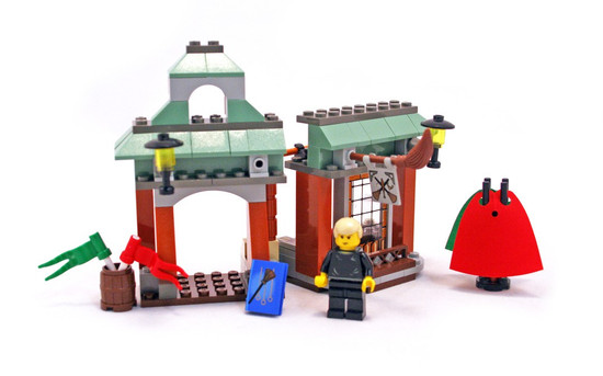 LEGO Harry Potter Quality Quidditch Supplies Set #4719 [Loose]