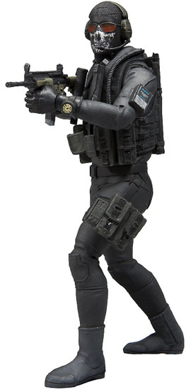 McFarlane Toys Call of Duty Series 1 Simon 'Ghost' Riley Action Figure
