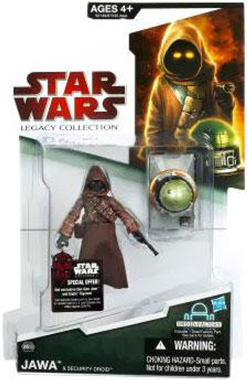 Star Wars A New Hope 2009 Legacy Collection Droid Factory Jawa Action Figure #39 [Damaged Package]