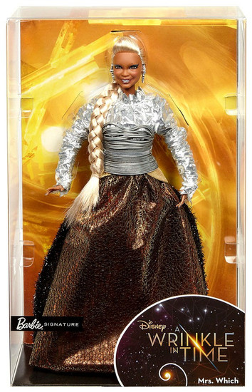 Disney A Wrinkle in Time Barbie Mrs. Which Doll