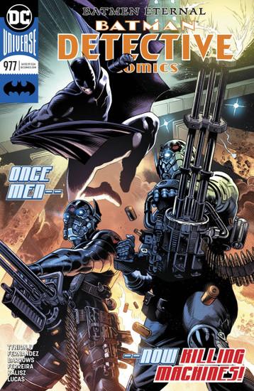 DC Detective Comics #977 Comic Book