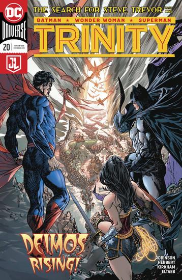 DC Trinity #20 Comic Book