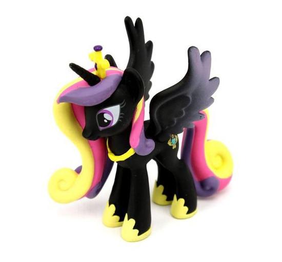 Funko My Little Pony Mystery Minis Series 3 Princess Cadance 1/12 Mystery Minifigure [Black Loose]