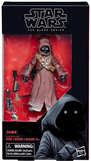 Star Wars A New Hope Black Series Jawa Action Figure