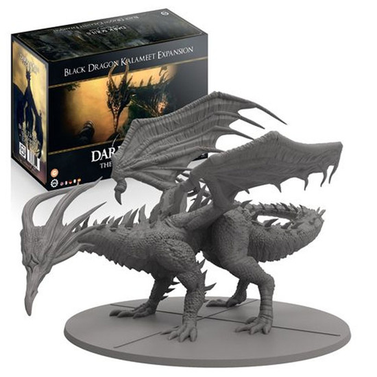 Dark Souls Black Dragon Kalameet Expansion