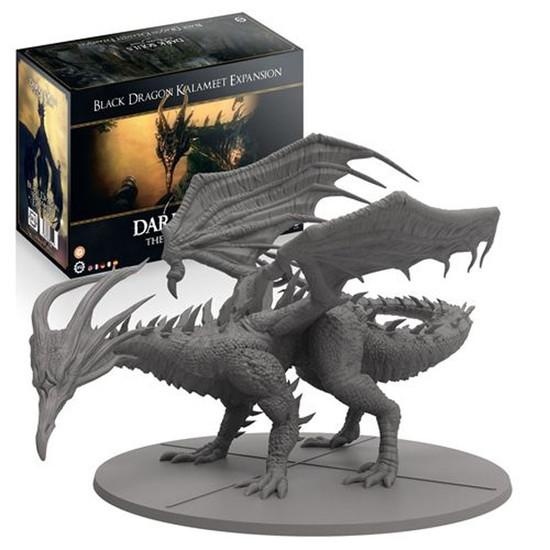 Dark Souls Black Dragon Kalameet Expansion