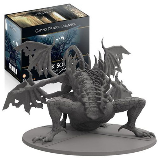 Dark Souls Gaping Dragon Expansion