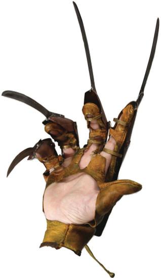 NECA Nightmare on Elm Street Freddy's Glove Prop Replica [1984 Version]