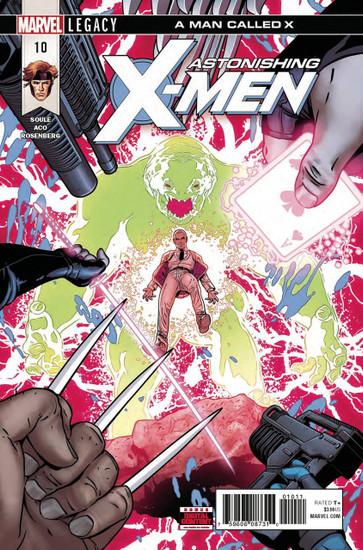 Marvel Comics Astonishing X-Men #10 Comic Book