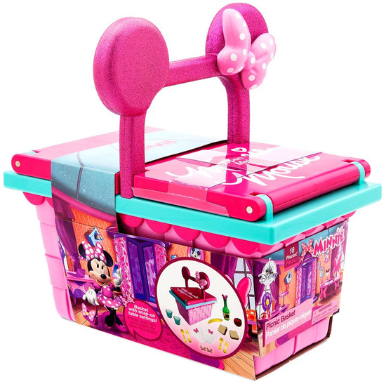 Disney Minnie Mouse Picnic Basket Exclusive Playset [2018]