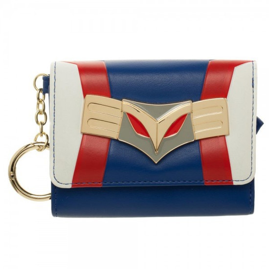 My Hero Academia All Might Juniors Mini Trifold Wallet