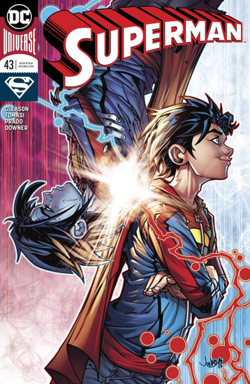 DC Superman #43 Comic Book [Variant Cover]