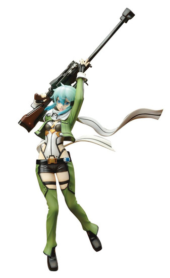 Sword Art Online II Sinon 12-Inch Collectible PVC Figure