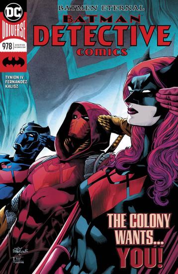 DC Detective Comics #978 Comic Book
