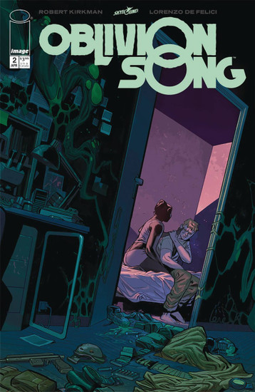 Image Comics Oblivion Song #2 Comic Book