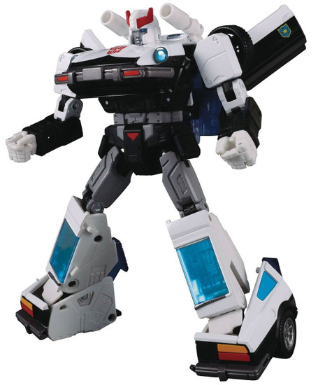 Transformers Masterpiece Prowl Action Figure [Animated Version]