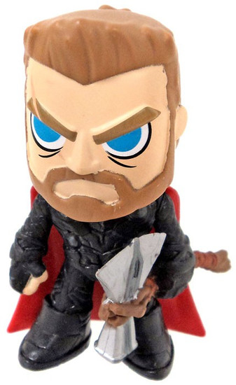 Funko Marvel Avengers Infinity War Thor 2.5-Inch 1/6 Mystery Minifigure [Loose]
