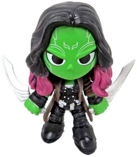 Funko Marvel Avengers Infinity War Gamora 2.5-Inch 1/12 Mystery Minifigure [Loose]