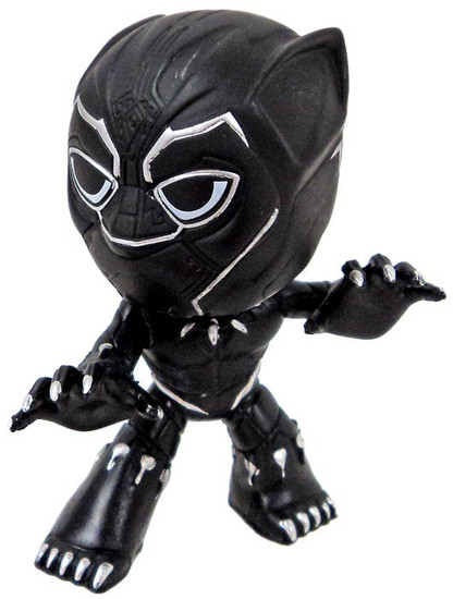 Funko Marvel Avengers Infinity War Black Panther 2.5-Inch 1/24 Mystery Minifigure [Loose]