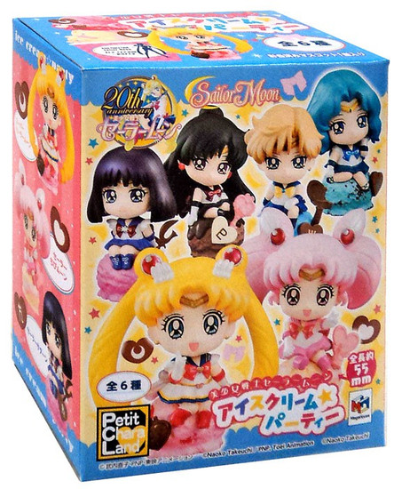 Sailor Moon Ice Cream Party Mystery Pack