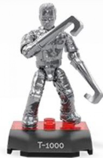 Terminator Heroes Series 3 T-1000 Mini Figure
