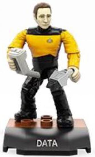 Star Trek Heroes Series 3 Data Mini Figure