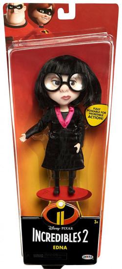 Disney / Pixar Incredibles 2 Edna 6-Inch Doll [Black Dress]