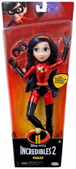 Disney / Pixar Incredibles 2 Violet 11-Inch Doll