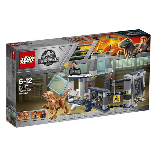 LEGO Jurassic World Stygimoloch Breakout Set #75927