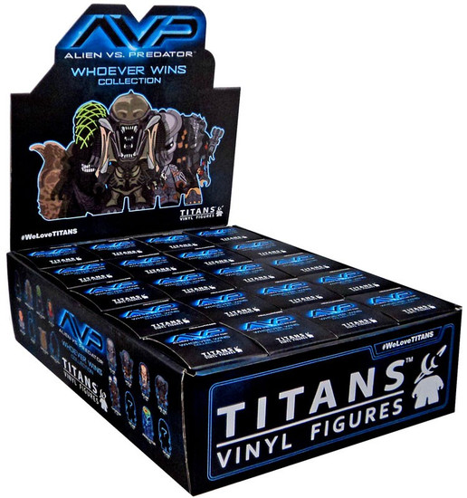 Alien vs Predator Whoever Wins Collection Mystery Box